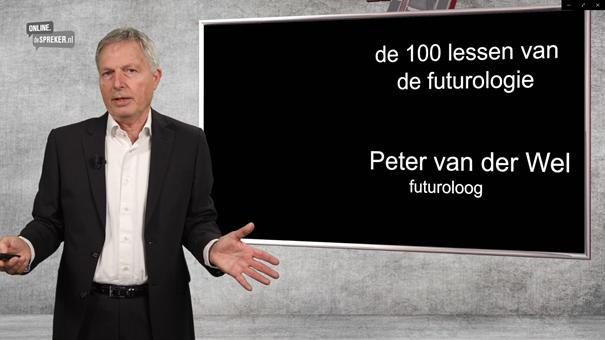 een kleine cursus futurologie