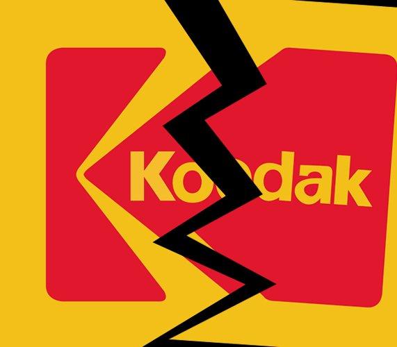 Toch niet weer Kodak?