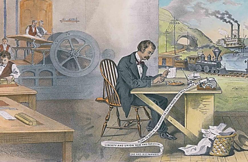 lessen van de telegraaf